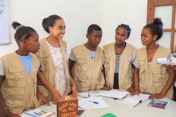 Internationales Serviceprojekt 2018 - 2020   Let us learn in Madagascar
